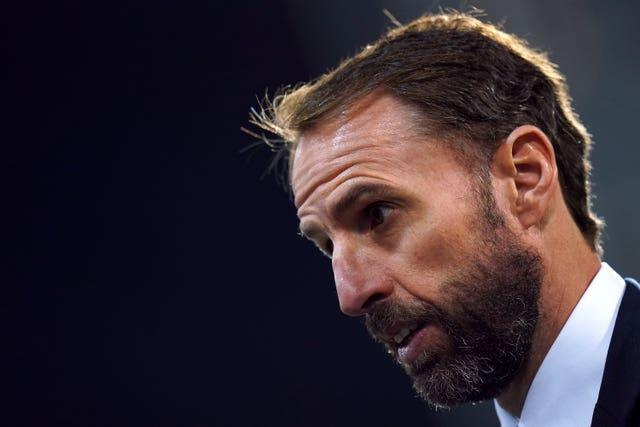 England manager Gareth Southgate has said he fears a stadium ban could be imposed over the disorder at the Euro 2020 final