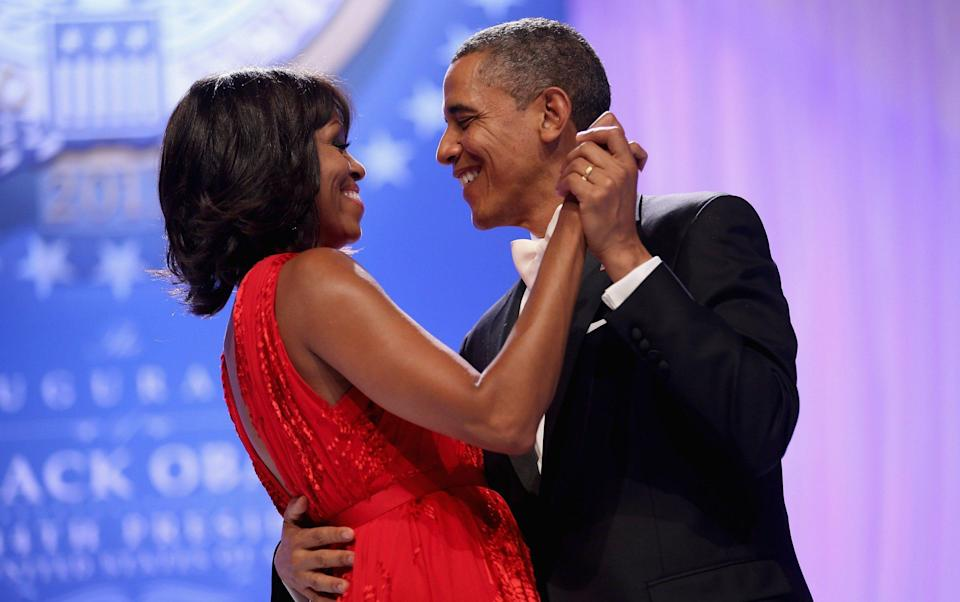 The Camerons are not alone in talking up date nights. The Obamas made sure they had a night to themselves once a week - Chip Somodevilla/Getty Images