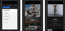 """<p><a href=""""https://play.google.com/store/apps/details?id=com.freeletics.lite&hl=en_US"""" rel=""""nofollow noopener"""" target=""""_blank"""" data-ylk=""""slk:Android"""" class=""""link rapid-noclick-resp"""">Android</a>, <a href=""""https://itunes.apple.com/us/app/freeletics-personal-trainer/id654810212?mt=8"""" rel=""""nofollow noopener"""" target=""""_blank"""" data-ylk=""""slk:iOS"""" class=""""link rapid-noclick-resp"""">iOS</a></p><p>Skip out on the gym and all of the equipment that goes along with it with Freeletics. The app aims to offer a digital personal trainer experience through bodyweight HIIT routines, allowing you to workout anytime, anywhere.</p><p>User input tweaks the experience, allowing the app to """"coach"""" you by suggesting new methods to improve your technique and approach to your workouts. </p>"""