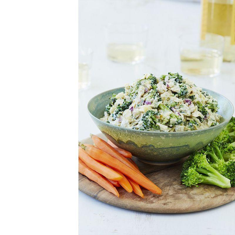 """<p>Take your artichoke dip to the next level by simply adding broccoli.</p><p><a href=""""https://www.womansday.com/food-recipes/food-drinks/a25652922/roasted-broccoliartichoke-dip-recipe/"""" rel=""""nofollow noopener"""" target=""""_blank"""" data-ylk=""""slk:Get the Roasted Broccoli–Artichoke Dip recipe."""" class=""""link rapid-noclick-resp""""><em>Get the Roasted Broccoli–Artichoke Dip recipe.</em></a></p>"""