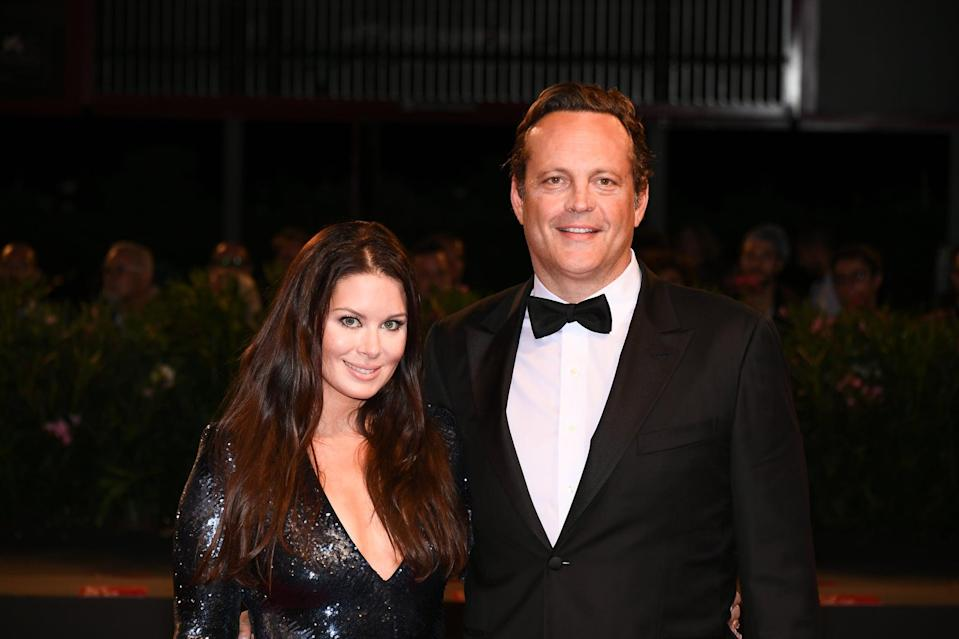 Funnyman Vince Vaughn Is Also A Dad Of 2 And His Kids Have The Sweetest Names Ken weber, the father of vince vaughn's rumored girlfriend kyla weber, confirmed on thursday ken's confirmation on vince and kyla's engagement came in the wake of star magazine's report. funnyman vince vaughn is also a dad of