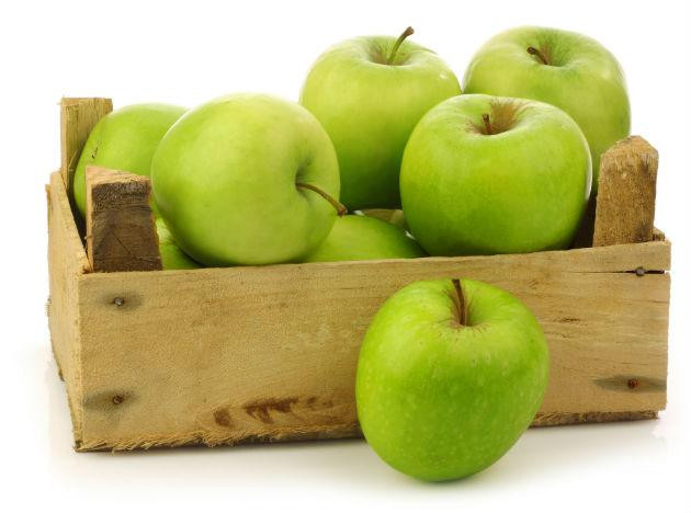 "<b>Apples </b><br>An apple a day can keep weight gain at bay. People who chomped an apple before a pasta meal ate fewer calories overall than those who had a different snack. Plus, the antioxidants in apples may help prevent metabolic syndrome, a condition marked by excess belly fat or an ""apple shape."" <br><b>Eat more</b> Apples are the ideal on-the-go low-calorie snack. For a pie-like treat, chop up a medium apple and sprinkle with 1/2 tsp allspice and 1/2 tsp cinnamon. Pop in the microwave for 1 1/2 minutes."
