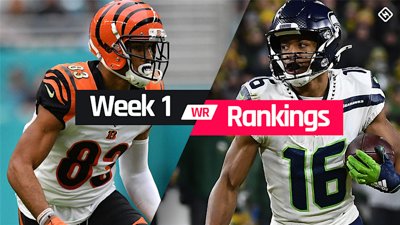 Week 1 Fantasy WR Rankings: Must-starts, sleepers, potential busts at wide receiver