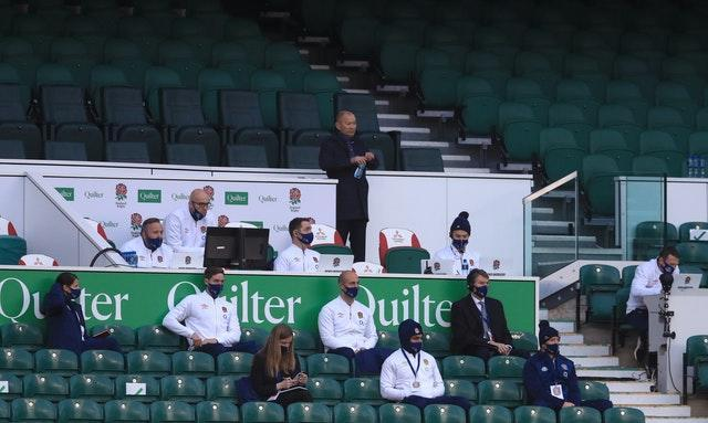 Eddie Jones will have enjoyed what he saw