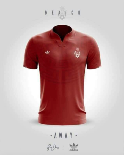 Probable playera del Tri