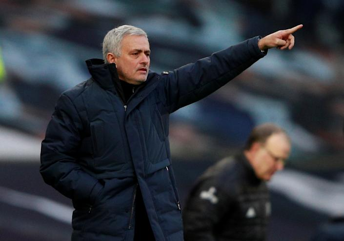 Mourinho admires Neil Young's Marine giant killers but wants his team to deliver a knockout blow at the Marine Travel Arena