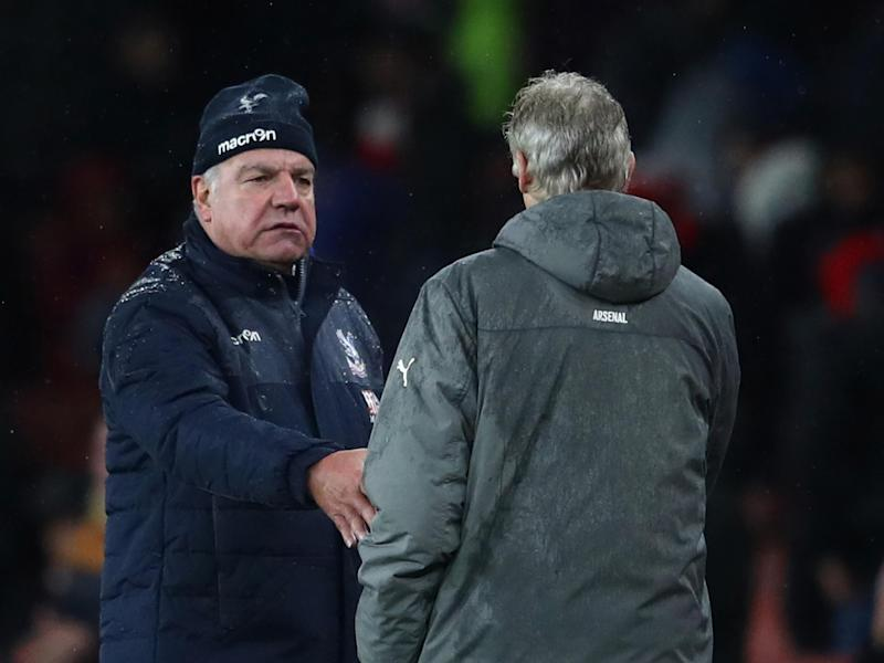 Allardyce said criticism in normal as a football manager: Getty