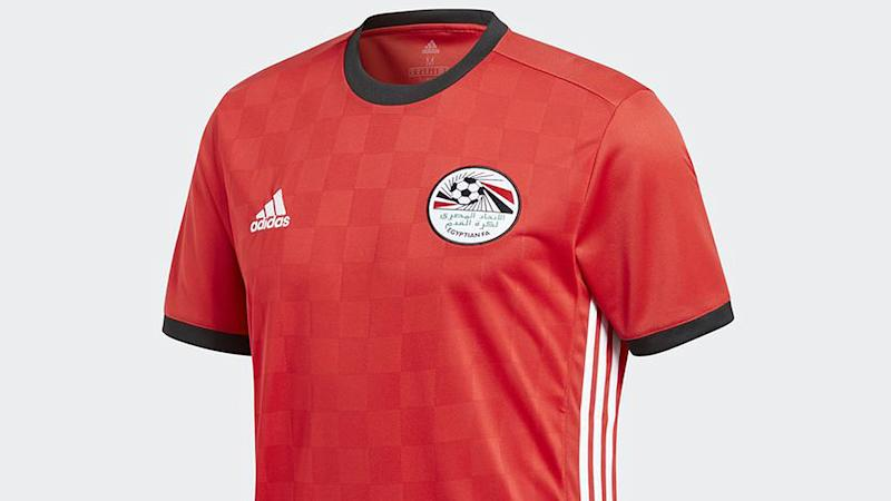 Egypt shirt. Egypt shirt. View photos. Egypt shirt. More. Egypt s kits for  the World Cup will be made by Adidas and they have changed somewhat ... 66fa04a26