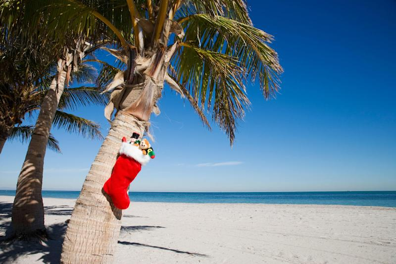 The best late availability for a tropical Christmas