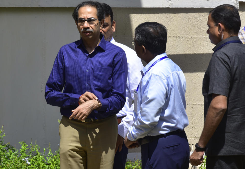Won't tolerate attempts to `finish off' Bollywood: Uddhav