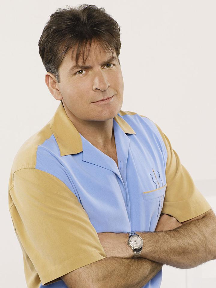 "Just as he took over for Fox, someone else (Ashton Kutcher, to be exact) took over for Sheen on the hit CBS comedy. CBS and Warner Bros. halted production when Sheen entered rehab for the third time in 12 months. His eventual firing came after an epic meltdown which included verbal assaults against show creator Chuck Lorre. Sheen's character was killed after being hit by a subway train -- guaranteeing that there would be zero opportunities for him to return to the show. <br /><br /> <a href=""http://tv.yahoo.com/news/lindsay-lohan-rocks-cheerleader-outfit-on--anger-management--set-211624025.html"">See Photos of Lindsay Lohan on the Set of 'Anger Management'</a>"