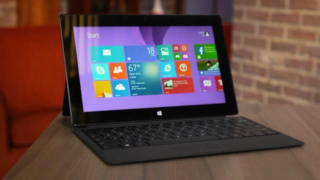 Microsoft Surface Pro 2 review: Better battery and performance, same thick body