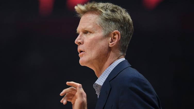 Steve Kerr stays positive, keeps perspective with new Warriors' challenge