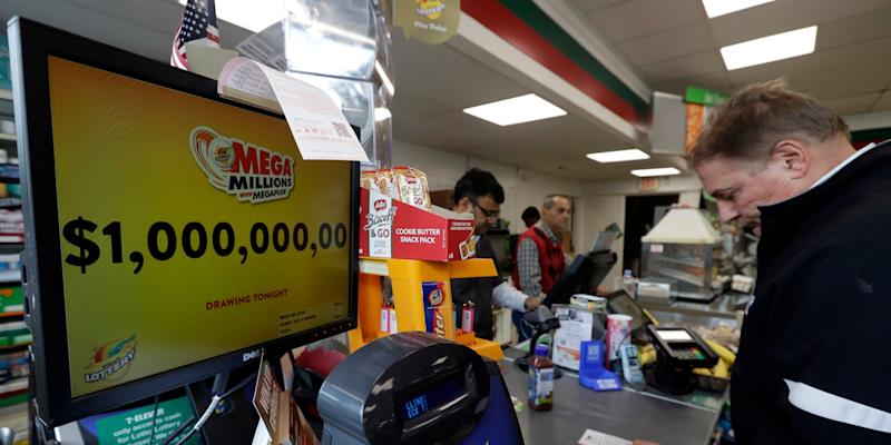 mega millions billion dollars