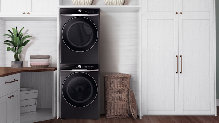 Upgrade all your home appliances with Samsung.