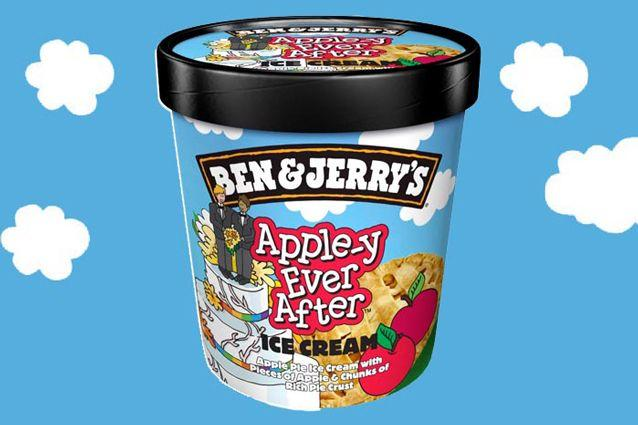 Appily Ever After: The company releases a rebranded flavour with two grooms on the packet. Source: Supplied