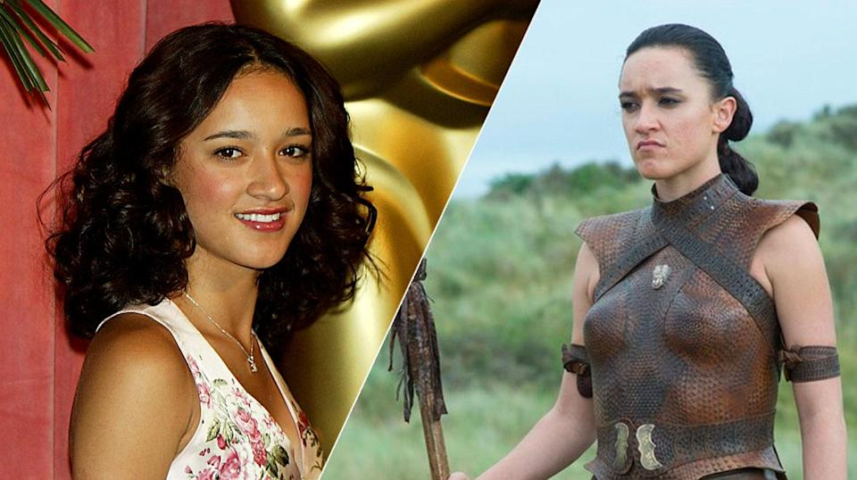 <p>Before Quvenzhane Wallis, New Zealand-born actress Keisha Castle-Hughes was the youngest ever Best Actress nominee – for her mesmerising performance in <i>Whale Rider</i>. The Kiwi actress has carried on in the business since, and can even claim a <i>Star Wars</i> credit on her CV (as Apailana, Queen of Naboo in <i>Revenge of the Sith</i>). In 2006, she played Virgin Mary in <i>The Nativity Story</i>, famously announcing that she was pregnant out of wedlock just as the film came out. Immaculate timing, Keisha! More recently Keisha cropped up in <i>Game of Thrones</i> S5 as Obara Sand. </p>