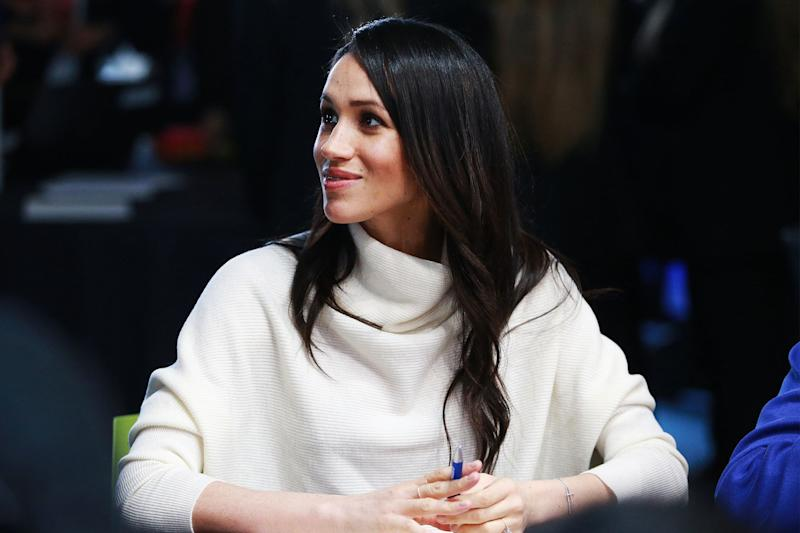 Markle joins the Church of England in advance of her wedding to Prince Harry.