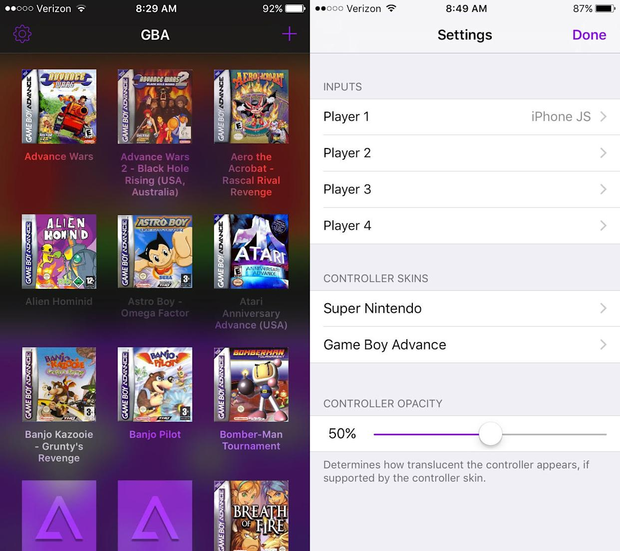 Delta emulator brings Nintendo games to your iPhone without