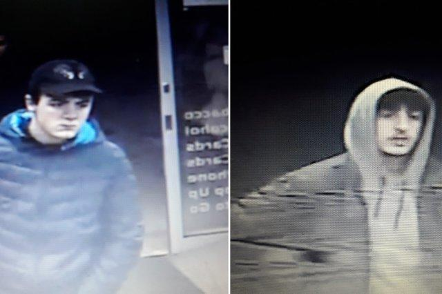 CCTV images released in hunt for racist 'coronavirus' attackers