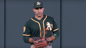 Meet Ramón Laureano, the Man With the Strongest Arm in Baseball