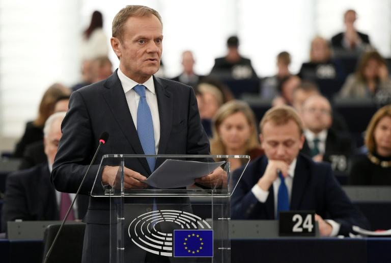 The decision to give Donald Tusk a new term as European Council President has sparked a spat between Brussels and Warsaw