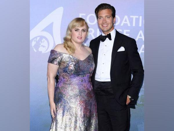 Rebel Wilson and Jacob Busch (Image courtesy: Instagram)
