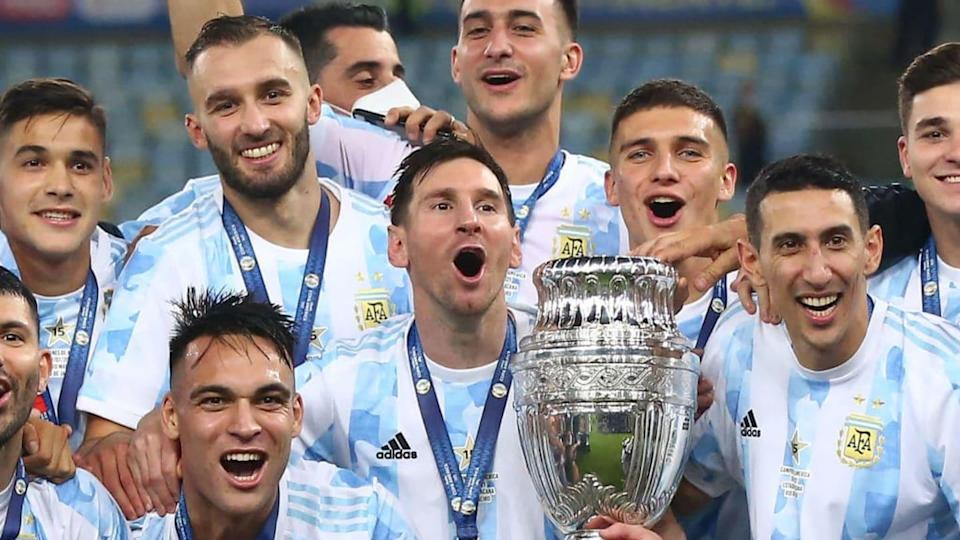 Argentina   Buda Mendes/Getty Images