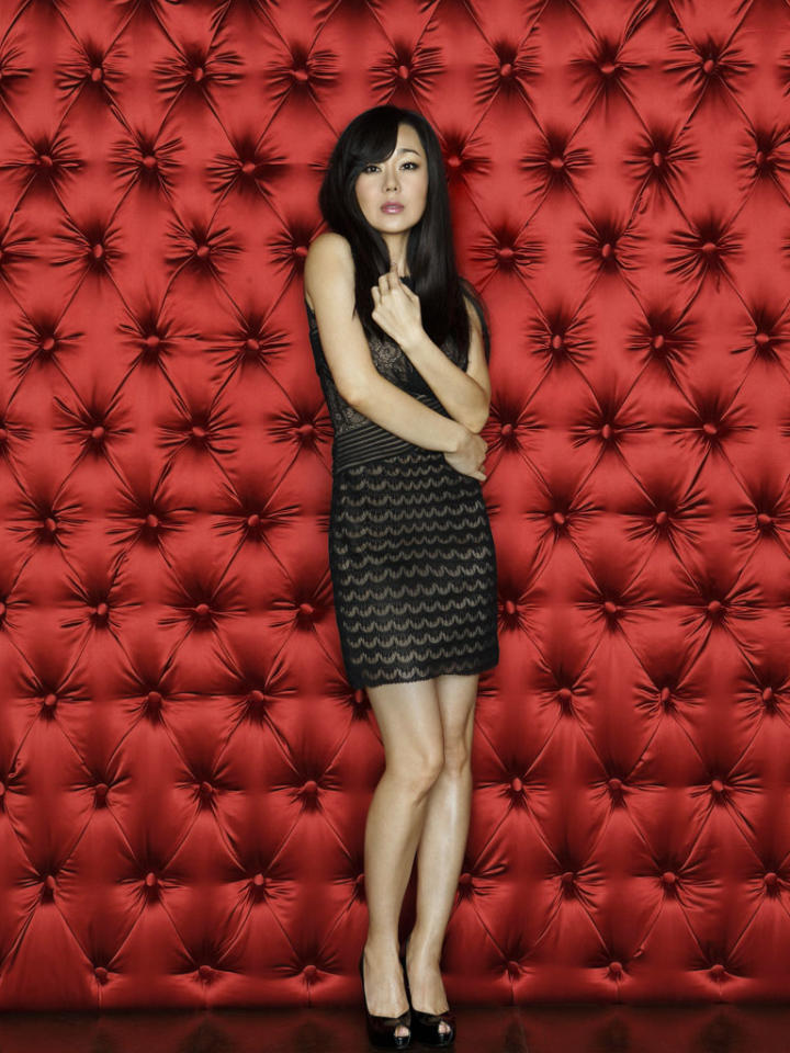 "ABC's ""Mistresses"" stars Yunjin Kim as Karen Kim."