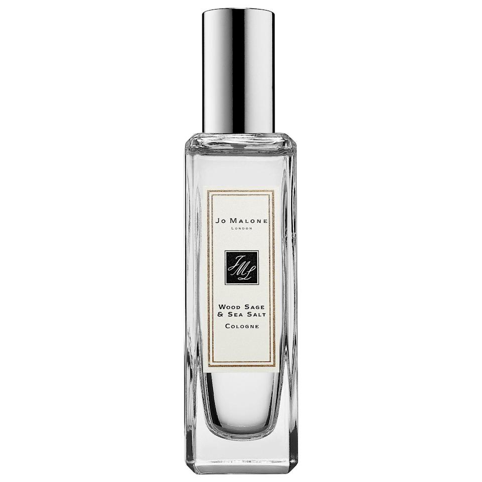 """<p><strong>Jo Malone London</strong></p><p>sephora.com</p><p><strong>$72.00</strong></p><p><a href=""""https://go.redirectingat.com?id=74968X1596630&url=https%3A%2F%2Fwww.sephora.com%2Fproduct%2Fwood-sage-sea-salt-cologne-P417179&sref=https%3A%2F%2Fwww.cosmopolitan.com%2Flifestyle%2Fg31710124%2Ftaurus-gift-guide%2F"""" rel=""""nofollow noopener"""" target=""""_blank"""" data-ylk=""""slk:Shop Now"""" class=""""link rapid-noclick-resp"""">Shop Now</a></p><p>When a Taurus gets pampered, all is right in the world.</p>"""