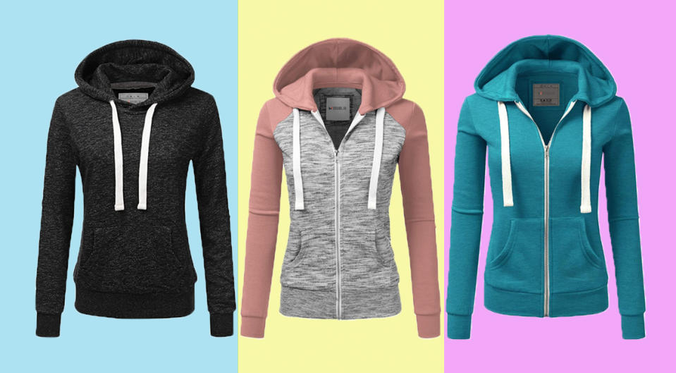 Doublju hoodies (Photo: Amazon)
