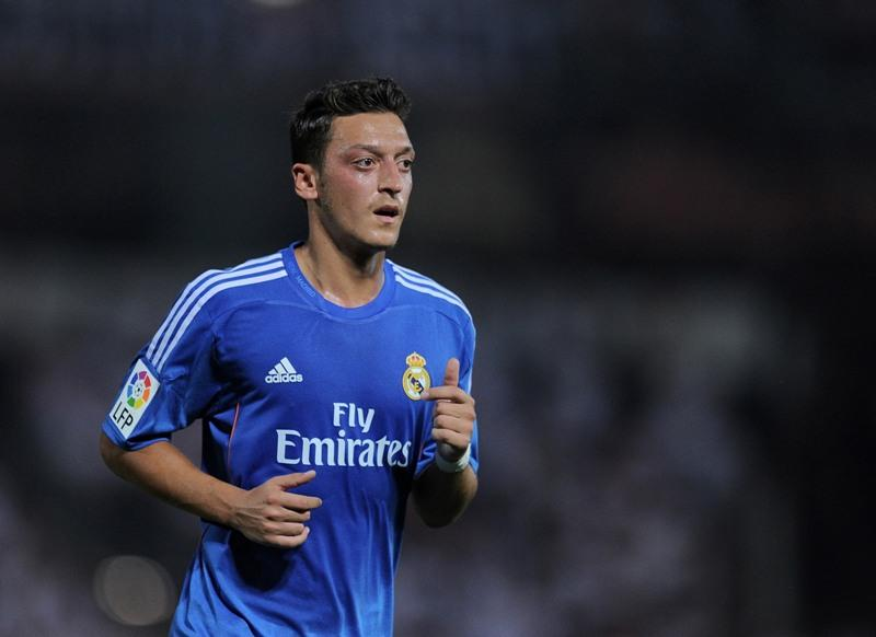 Mesut Ozil Real Madrid Arsenal