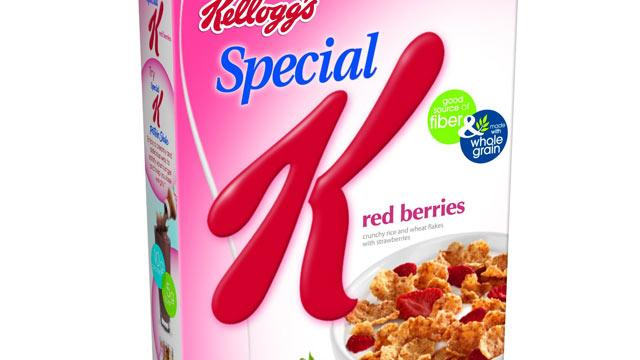 Kellogg Recalls Cereal Over Glass Risk