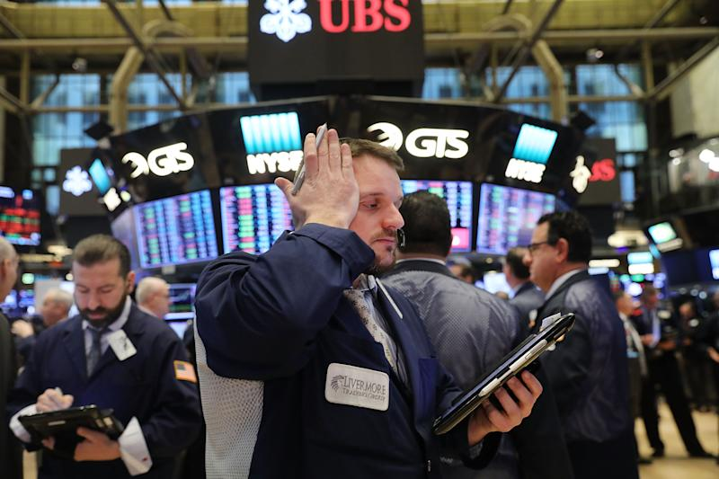 The One Mistake Small Investors Always Make When the Stock Market Plunges