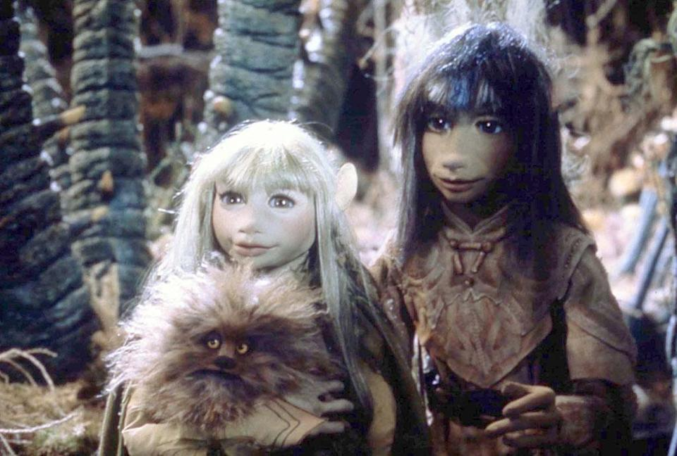 <p><strong>Original release:</strong> 1982<br><strong>Reboot status: </strong>The 1982 fantasy film <i>The Dark Crystal </i>will return in the form of a 10-episode series on Netflix. Announced on May 18, the series will be titled <i>The Dark Crystal: Age of Resistance</i>, and a specific air date has yet to be announced.<br> (Photo: Everett Collection) </p>