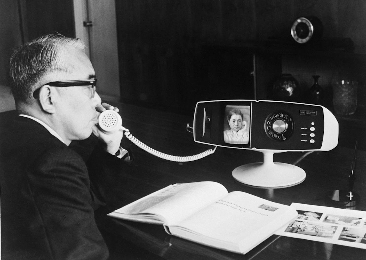 <p>We take for granted how convenient cell phones are in 2019. Everything we need–from a telephone and computer, to a camera and calculator–is available in one simple device that fits in the palm of our hand. But it hasn't always been this simple. Take a look back at how phones have changed since the 1800s.</p>