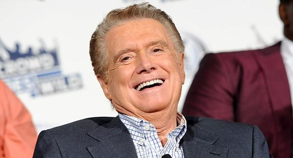 """Regis Philbin died Friday at 88. He was host of daytime's """"Live!"""" and the U.S. game show """"Who Wants to Be a Millionaire."""" <span class=""""copyright"""">(Evan Agostini / Invision)</span>"""