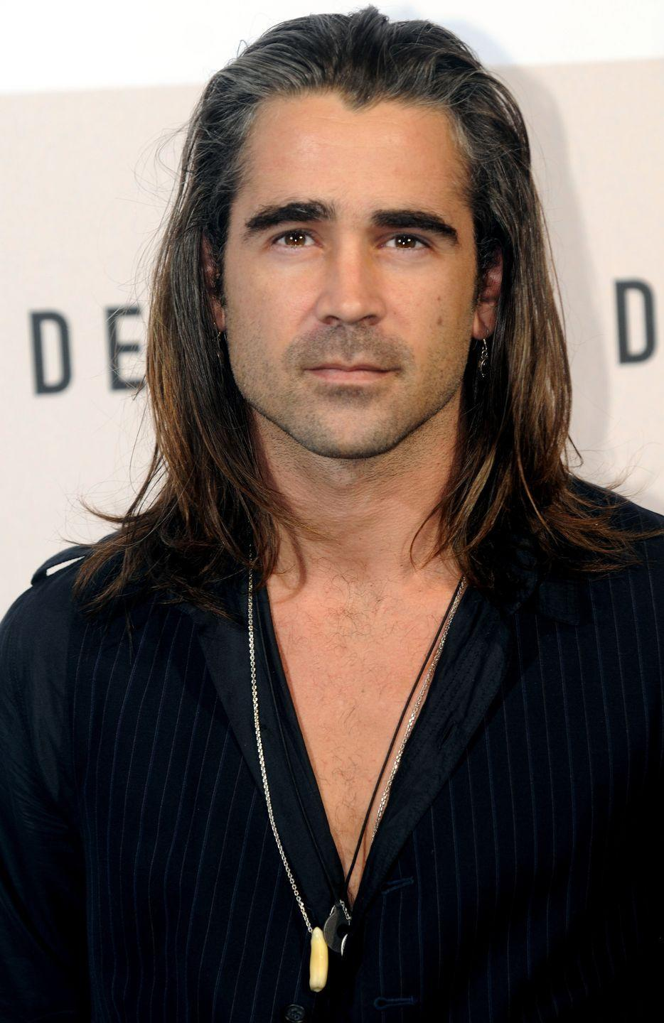 <p>In 2008, Colin Farrell grew out his hair for <em>Pride and Glory. </em>But it wasn't the first time the actor changed his hair for a role. In 2003, Farrell completely shaved his head for <em>Daredevil. </em></p>