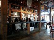 """<p>A spacious and airy spot to drink really good local beer? Sign us up. The informative staff at <a href=""""https://go.redirectingat.com?id=74968X1596630&url=https%3A%2F%2Fwww.tripadvisor.com%2FRestaurant_Review-g60922-d443687-Reviews-Squatters_Pub_and_Brewery-Salt_Lake_City_Utah.html&sref=https%3A%2F%2Fwww.bestproducts.com%2Ffun-things-to-do%2Fg2528%2Fbest-college-bars%2F"""" rel=""""nofollow noopener"""" target=""""_blank"""" data-ylk=""""slk:Squatters Pub Brewery"""" class=""""link rapid-noclick-resp"""">Squatters Pub Brewery</a> will chat you up about the selection. Stick around to chat or escape to the quieter upper floor.</p>"""