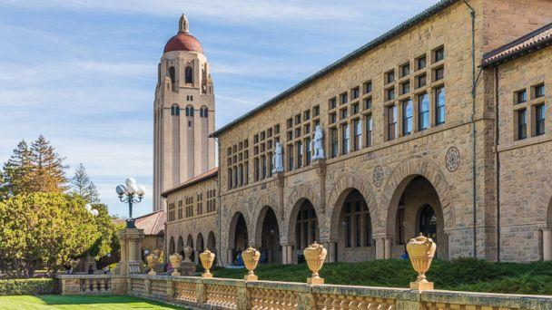 PHOTO: A general view of the campus of Stanford University including Hoover Tower and buildings of the Main Quadrangle, Oct. 27, 2018, in Palo Alto, Calif. (David Madison/Getty Images, FILE)