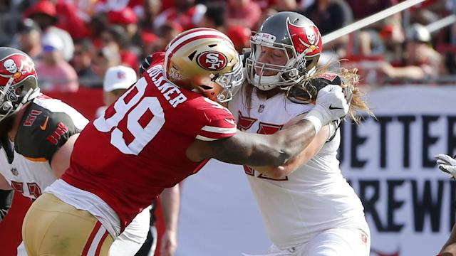 One reason why the 49ers will beat the Buccaneers (and one reason why they won't)