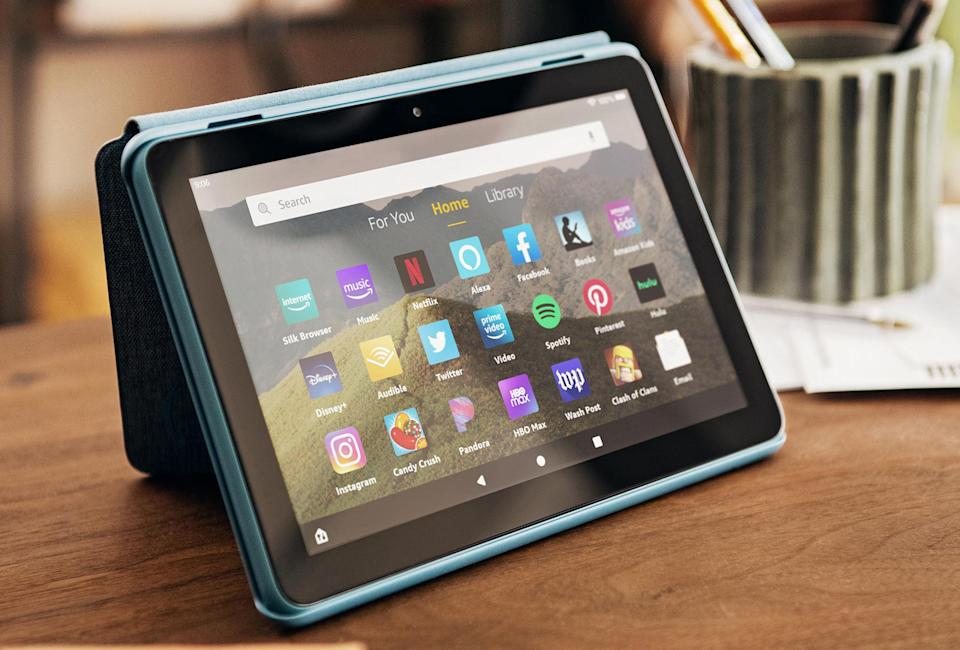 Our capsule review of this tablet? It's just what the doctor ordered. (Photo: Amazon)