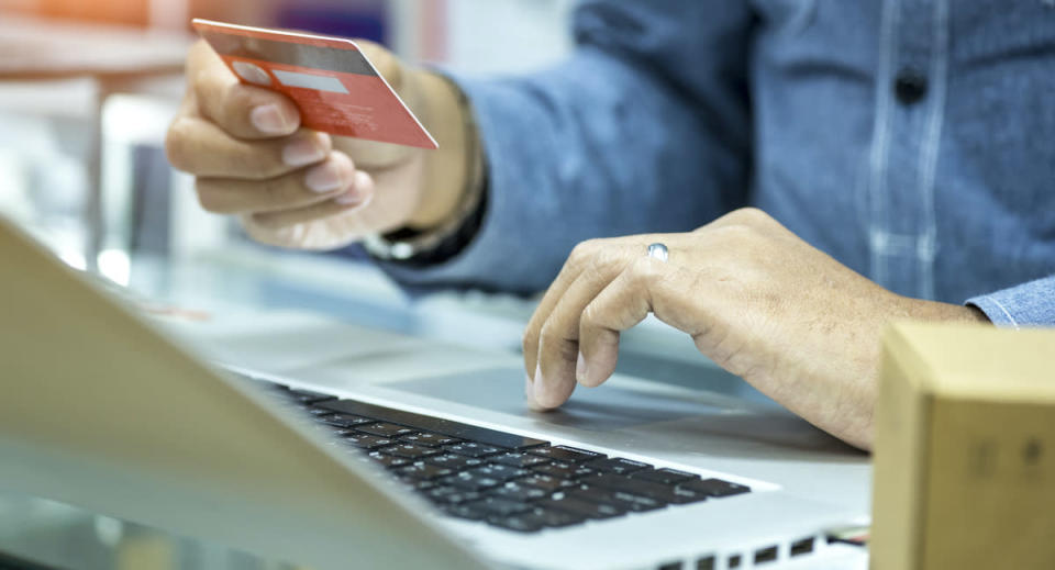 Make online shopping a safe experience for the whole family. (Photo: Getty Images)