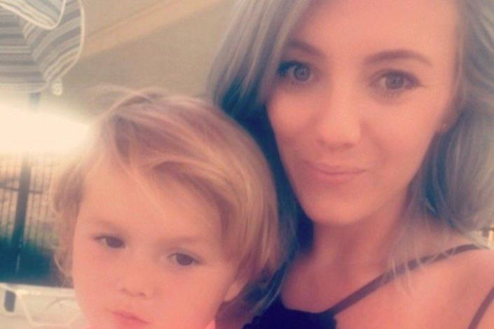 """Keri Galvan was described by her sister as a""""devoted wife and mother."""" (Photo: GoFundMe)"""