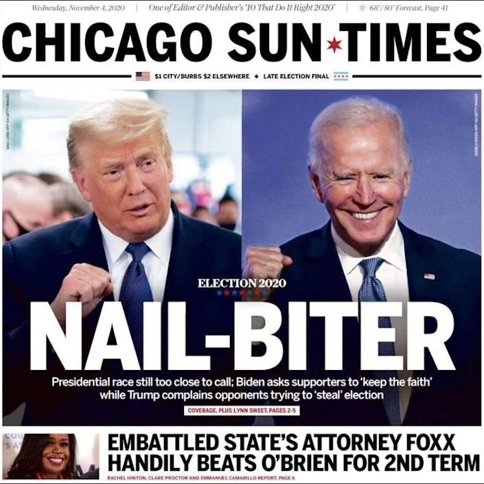 The Chicago Sun Times