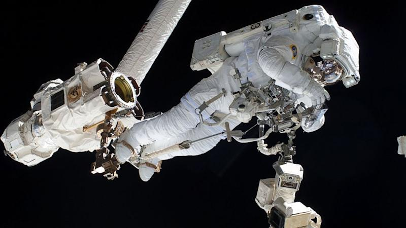 Astronaut Nearly Drowns on Spacewalk