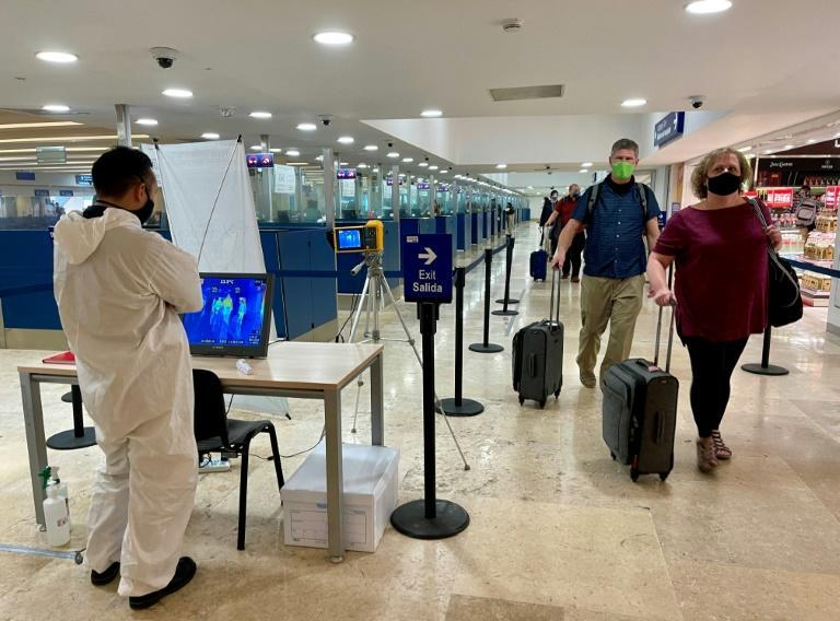 Mexico is one of the few major tourist destinations not to have closed its borders or demanded a negative coronavirus test result on arrival