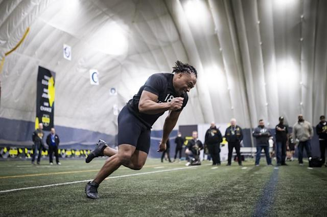 France native Valentin Gnahoua picked first overall in CFL European draft
