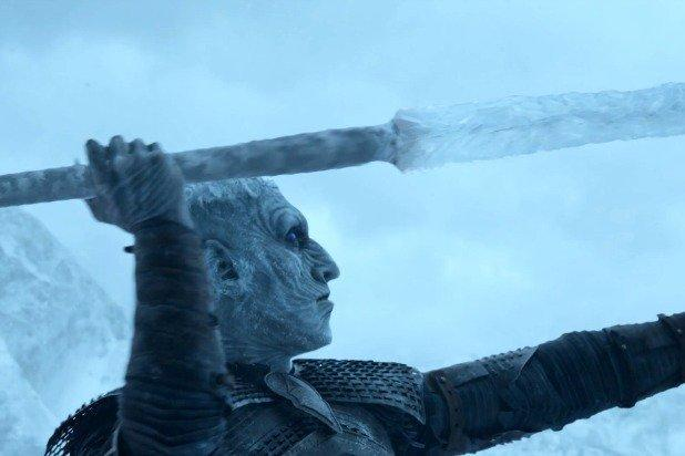 'Game of Thrones': Everybody's Real Upset About the Night King's Javelin Skills