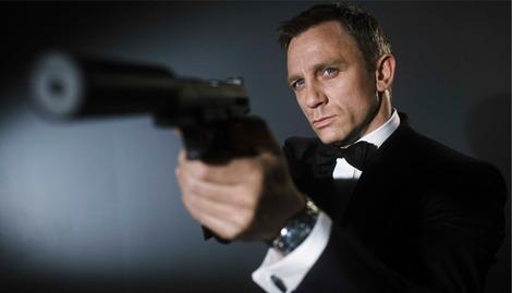 Title revealed for next James Bond movie?